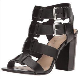 Madden Girl Women's Herooo Black Gladiator Sandal